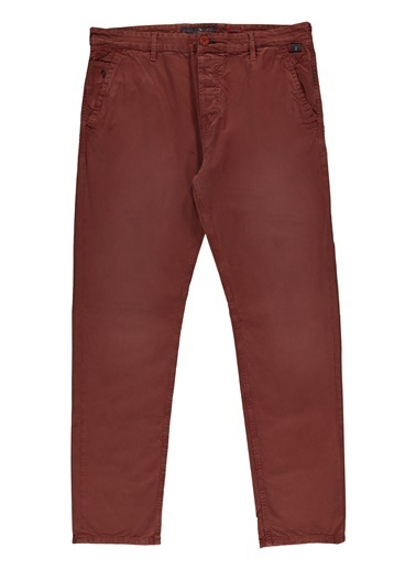 Chill Clo Klasik Pantolon Beyaz